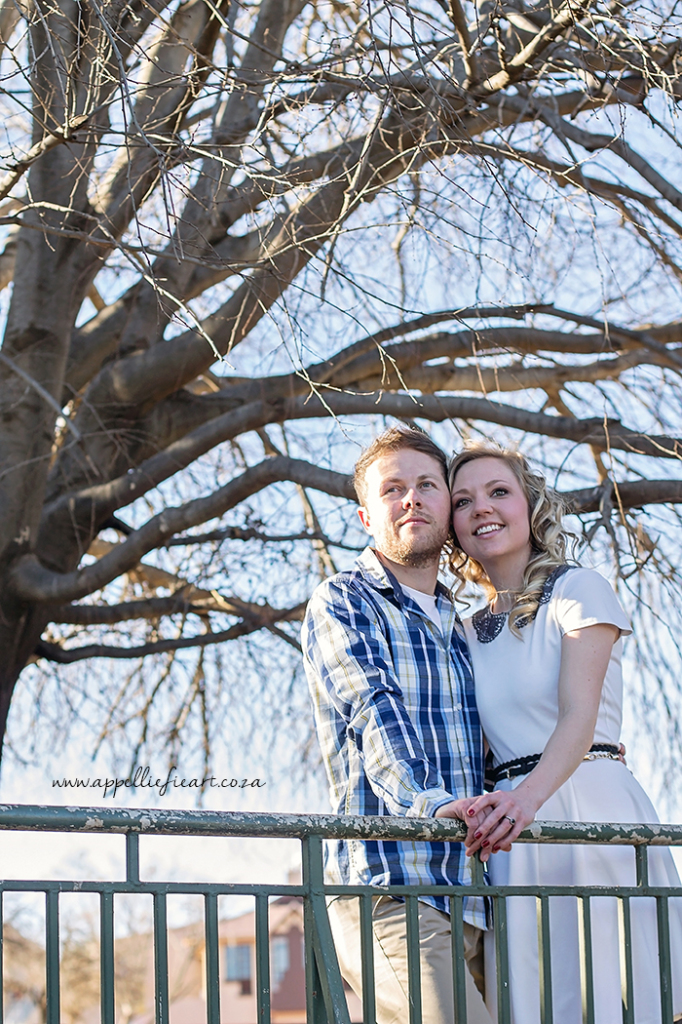 Bloemfontein Couple Engagement photos