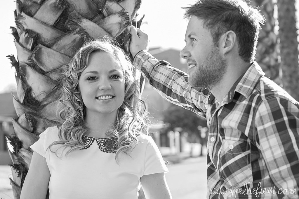Black and White Couple image Bloemfontein
