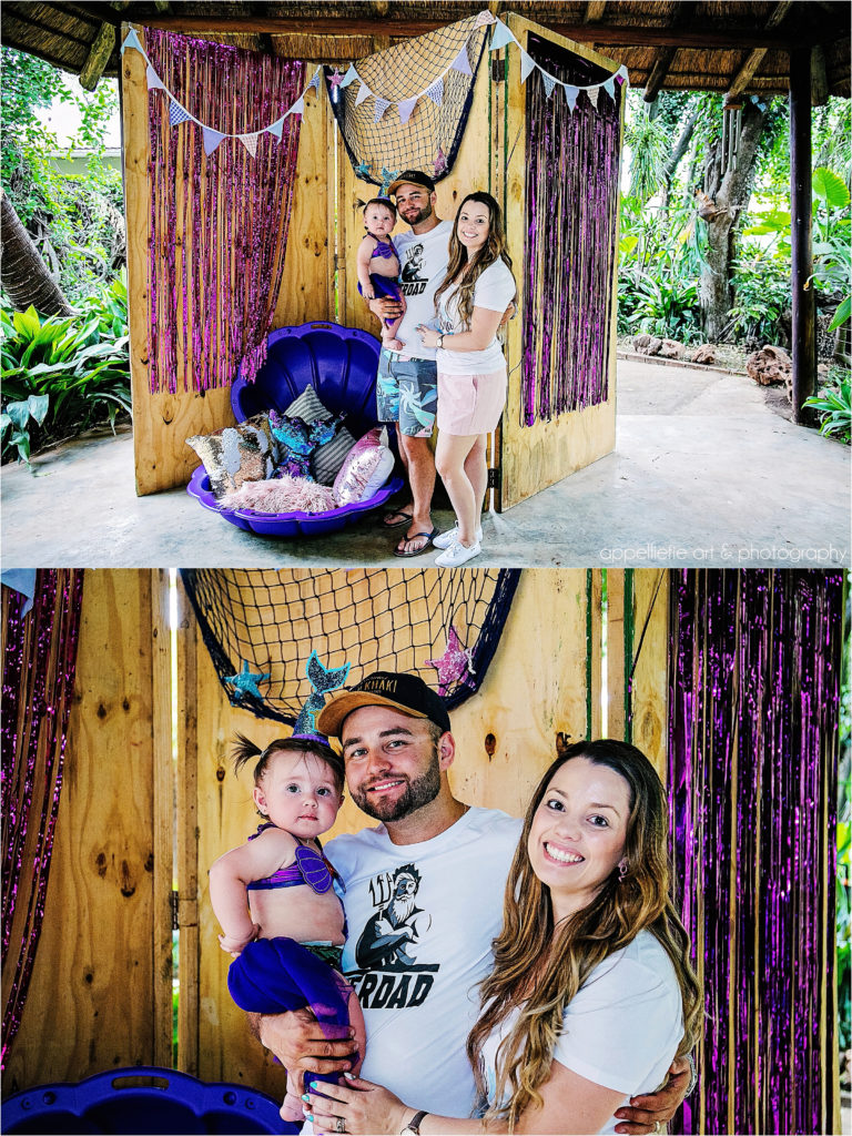 Mieke S Mermaid First Birthday Party Pretoria Baby And